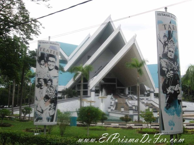Palacio de la Cultura de Kuala Lumpur