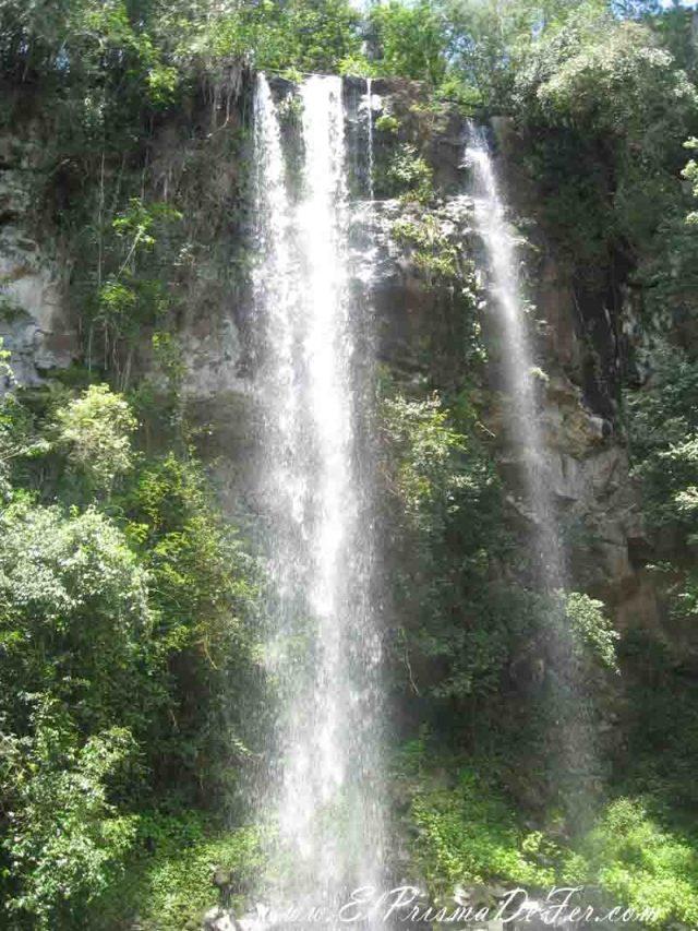Cascada al final del Sendero Macuco