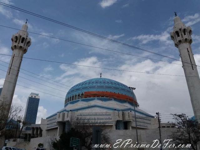 Mezquita en Ammán