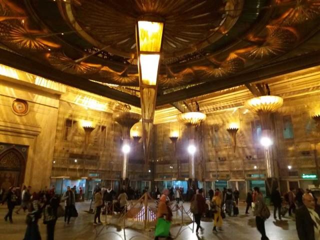Estación de Trenes Ramses II de El Cairo