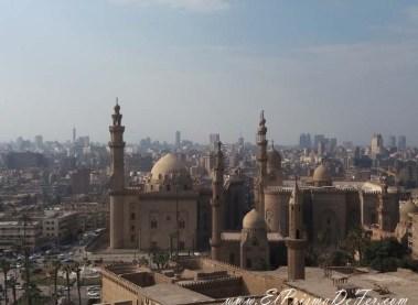 El Cairo, la ciudad del caos