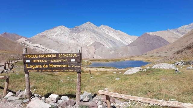 Mirador de la Laguna de Horcones