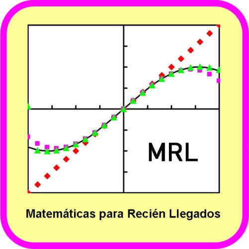 Matemáticas para Recién Llegados