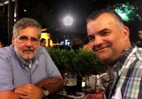 Bernardo Saraví Paz y José Ciampagna, La Plata, Buenos Aires. 2016.