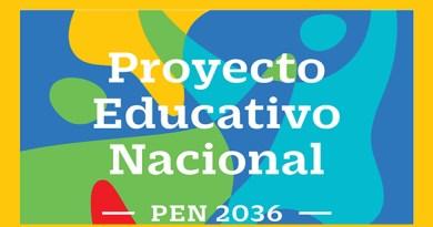 Proyecto Educativo Nacional marca un nuevo rumbo de la Educación para los próximos 15 años.