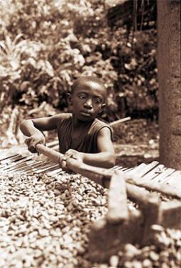 niño esclavo