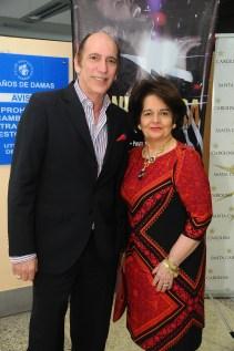 Foto 2 Billy Hasbun y Gloria de Selman