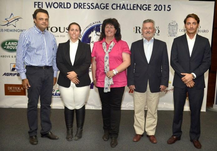 Principal 1 José Manuel Ramos, Verónica Sanz Miranda, María Todorovska-Omari, Peter Hansaghy y José Garceran