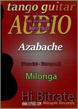 Azabache mp3 milonga en guitarra por Roberto Pugliese