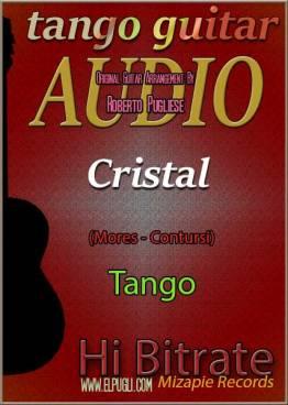 Cristal mp3 tango en guitarra por Roberto Pugliese