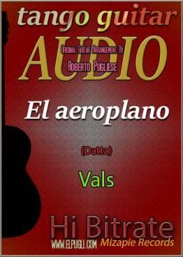 El aeroplano mp3 vals criollo en guitarra