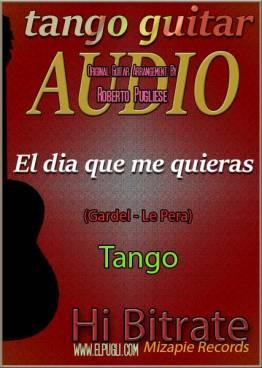 El día que me quieras mp3 tango en guitarra