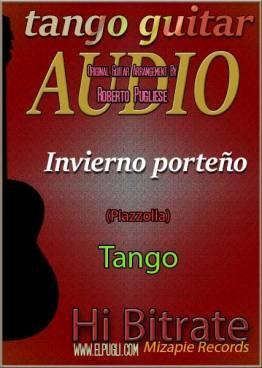 Invierno porteño mp3 tango en guitarra