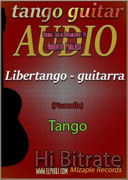 Libertango mp3 tango en guitarra