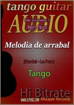 Melodia de arrabal mp3 tango en guitarra por Roberto Pugliese