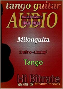 Milonguita (Esthercita) mp3 tango en guitarra