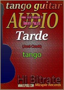 Tarde mp3 tango en guitarra Roberto Pugliese