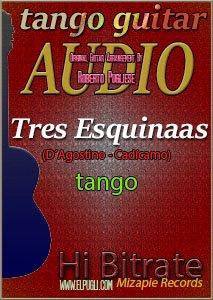 Tres esquinas mp3 tango en guitarra Roberto Pugliese
