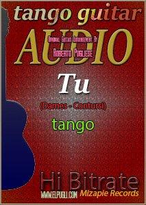 Tu mp3 tango en guitarra por Roberto Pugliese