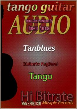 Tanblues mp3 milonga en guitarra