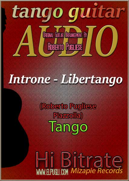 Introne-Libertango mp3 de Roberto Pugliese trio