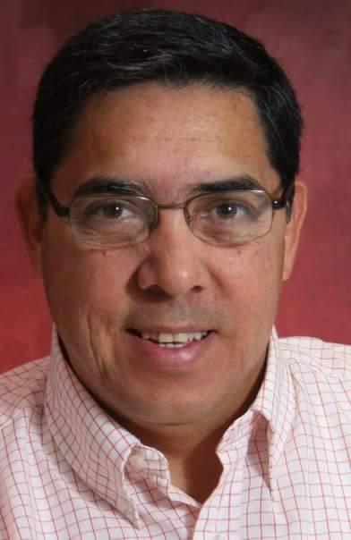 Mario Nuila, actualmente militante del partido Libre.