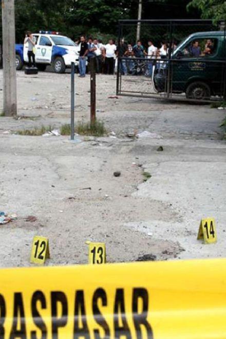 Un total de 58 homicidios se registraron la semana pasada
