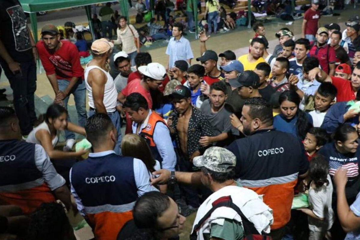 Medidas de asistencia se están adoptando para proteger a migrantes