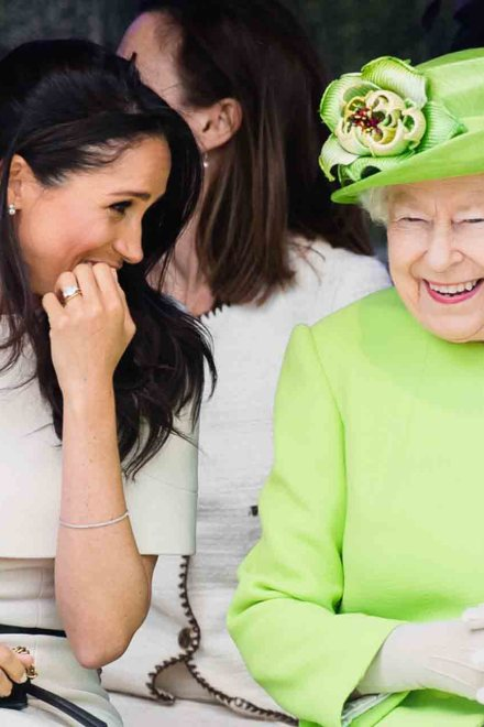 Meghan Markle la piedra en el zapato de la Familia Real