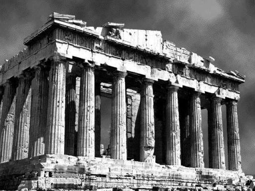 arte griego, historia universal