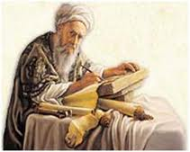 pablo escribiendo tesalonicenses, biblia, epistola