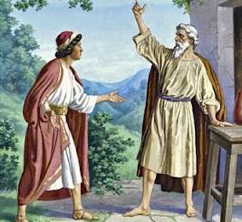 Josafat, Acab