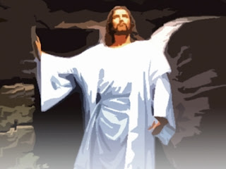 Dios, resucito, tumba