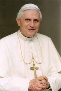 Papa, Benedicto XVI, biografía, Joseph Aloisius Ratzinger