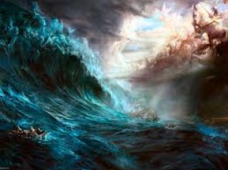 Apocalipsis, el mar en el apocalipsis, mar, paisajes, comentario