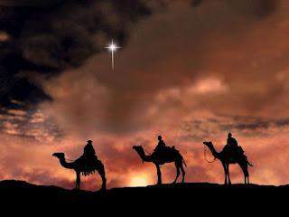 los reyes magos, niño Jesus
