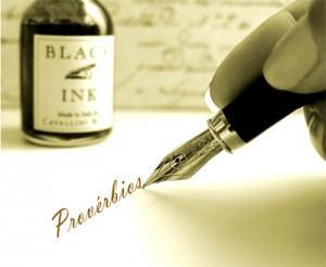 proverbios, escritos, consejos