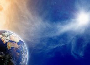 supremacia, cristo, apocalipsis, sol, luna, tierra