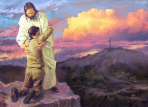 Cristo, pecador, misiones, corazon de jesus