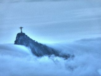 cristo, redentor, meditación