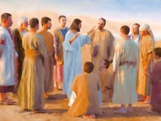discipulado, discipulos, jesús