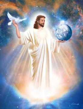 Dios, espiritu santo