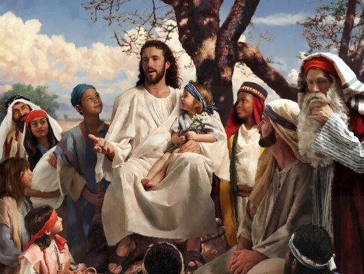 pobreza, jesús