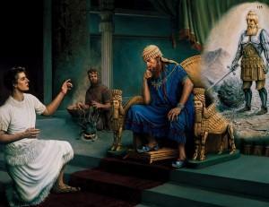 profeta daniel, biografia