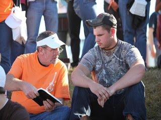 Evangelizando, evangelismo