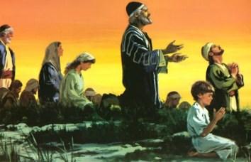 oracion, nehemias