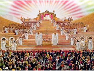 juicios, profecia, curso, tribulacion, segunda venida cristo