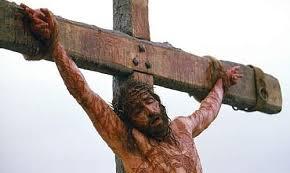cristo, cruz, humillacion, crucificado, crucifixion