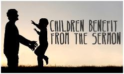 niños, sermon, como ayudar a los niños