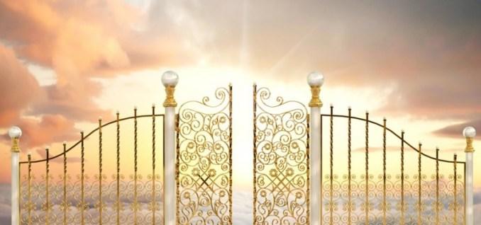 Las leyes del Reino de Dios, entrada, cielo
